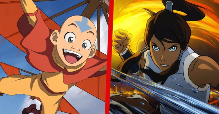 """When will """"Avatar: The Last Airbender"""" and """"Legend of Korra"""""""