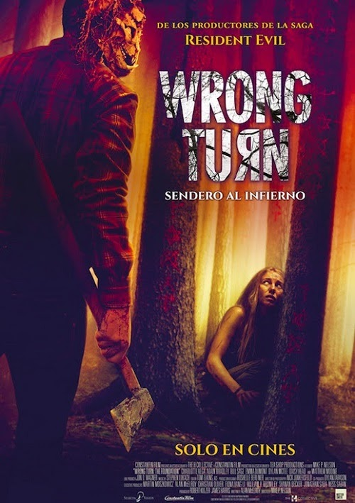 Wrong Turn: Path to Hell, by Mike P. Nelson – Review
