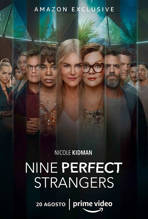 Nine Perfect Strangers – Prime Video Series – Review