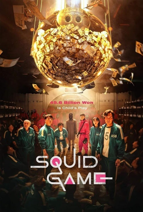 The Squid Game – Netflix series – Review