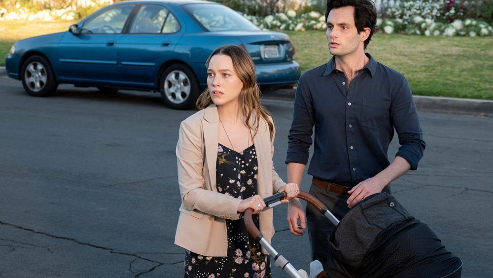 What time will the third season of 'You' be on Netflix Around the World?