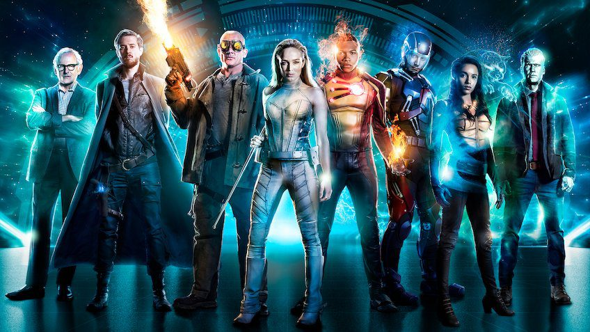 When will the sixth season of 'DC Legends of Tomorrow' be on Netflix?
