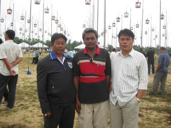 Juara kelas Remaja milik Hassan Pattani bering SPK