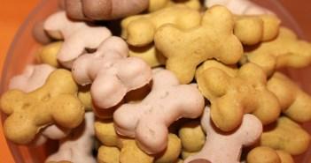 Křupavé psí kostičky