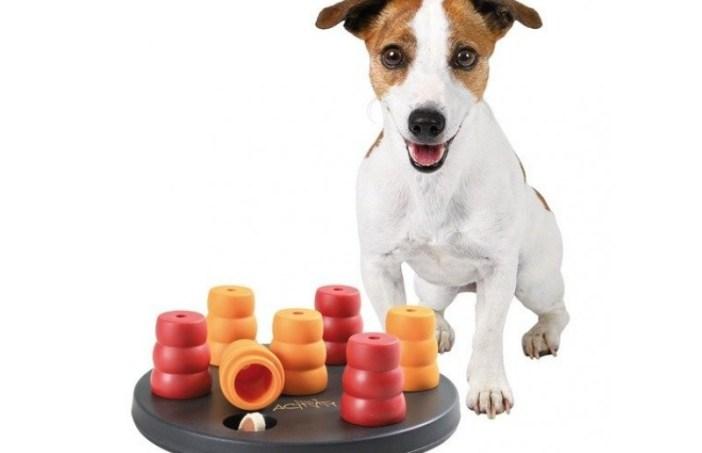 Interaktivní psí hračky zakoupíte také na e-shopu Můj mazlík