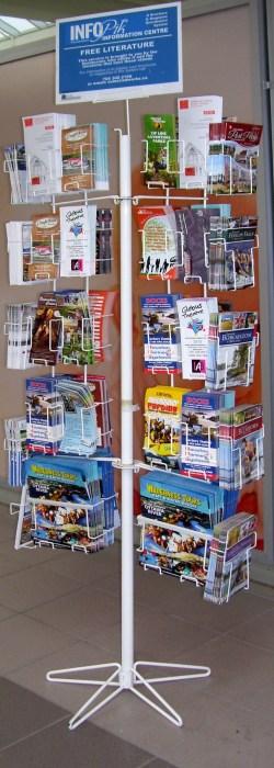 INFOPik Brochure Rack