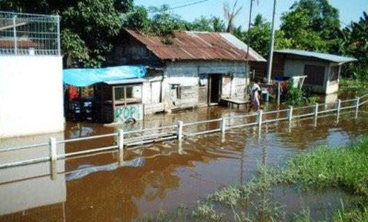 20Banjir  Meranti Pandak Rumbai Pekanbaru
