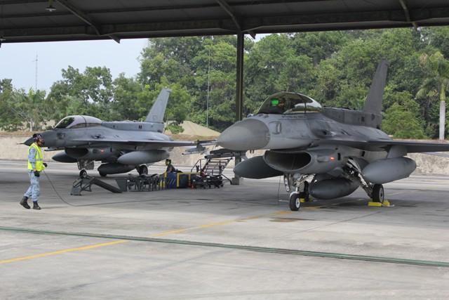 Hawk 100/200 di Lanud Pekanbaru