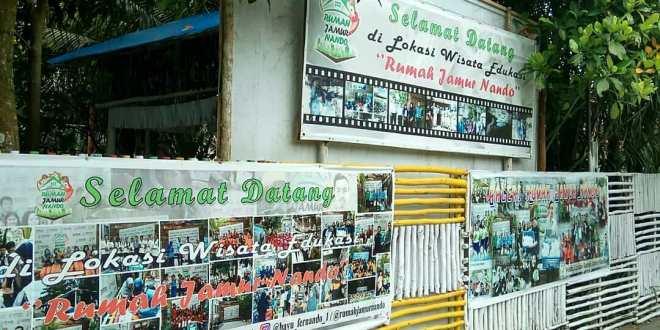 Rumah Jamur Nando, Wisata Edukasi Jamur di Pekanbaru