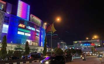 Pusat Perbelanjaan di Pekanbaru
