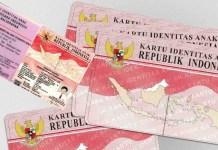 Kartu Identitas Anak Pekanbaru