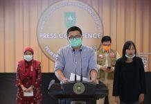 Update Kasus Covid-19 Riau