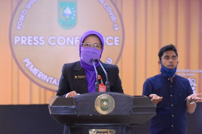 Info Covid-19 Riau