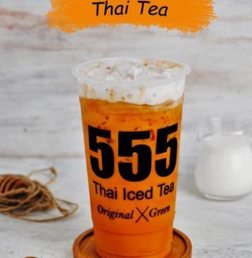 555 Thai Tea Pekanbaru
