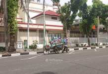 Pedagang Keliling di Pekanbaru