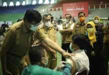 Jumlah Sebaran Covid19 di Riau