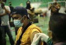 Total Sebaran Covid19 di Riau