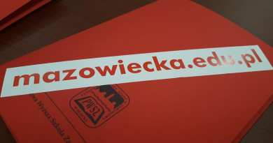 PWSZ od niedzieli to Mazowiecka Uczelnia Publiczna w Płocku
