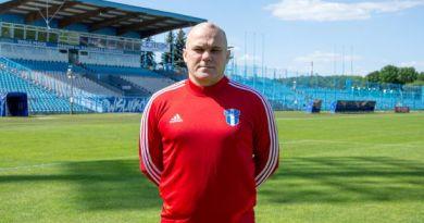 Nowy trener bramkarzy