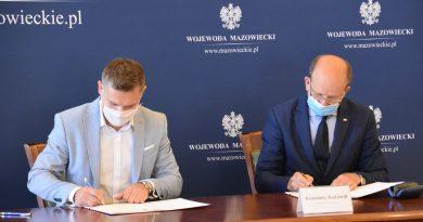Ponad 4,6 mln zł na realizację zadań dla mazowieckich samorządów. Na liście m.in Słupno i Gąbin