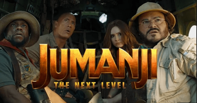 Jumanji: The Next Level Full Movie