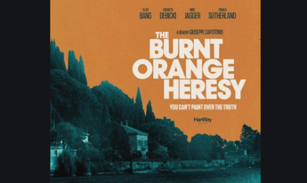 The Burnt Orange Heresy Full Movie