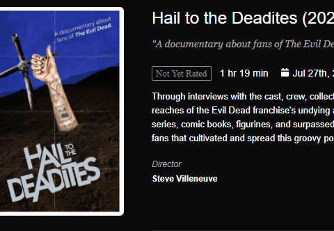 Download Hail to the Deadites Movie