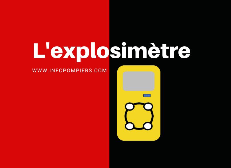 6 choses à savoir sur l'explosimètre