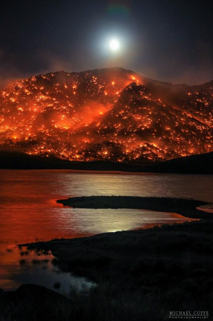 Incendie Erskine