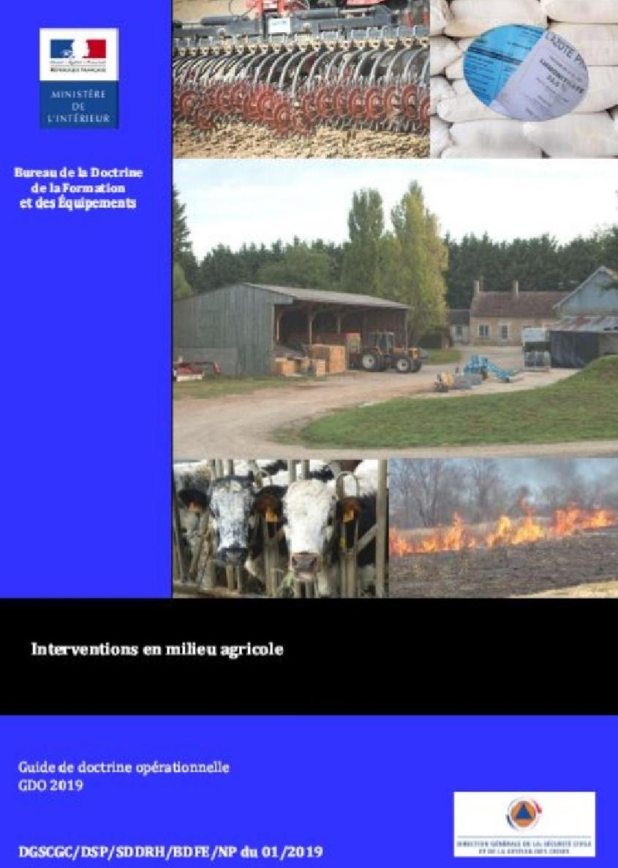 GDO - Interventions en milieu agricole