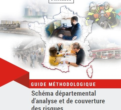 Guide méthodologique : Schéma départemental d'analyse et de couverture des risques (SDACR)