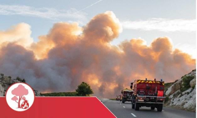 GTO «lutte contre les feux de forêts et d'espaces naturels»
