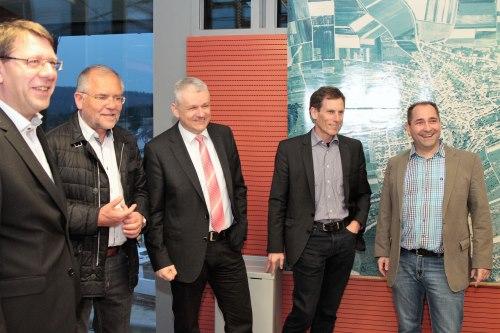 Bürgermeisterwahl Wimsheim – Fotogalerie