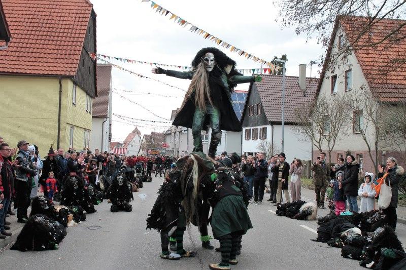 Faschingsumzug Neuhausen – Fotogalerie
