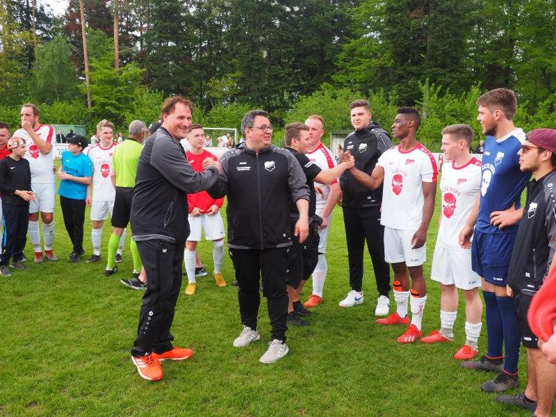 1.FC Hamberg A-Klassen Meister 2019