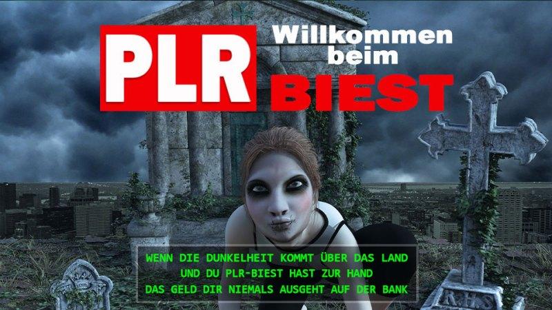 plrbiest - PLR-Biest