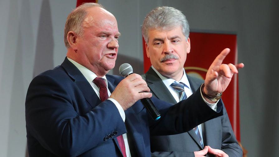 Куликову угрожают Зюгановым и «санкциями»