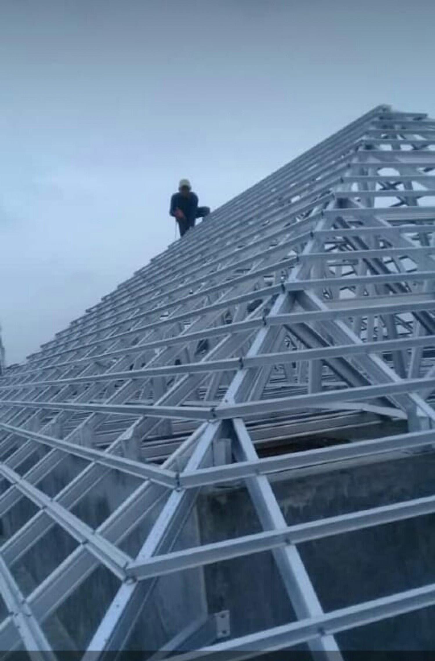 canopy baja ringan depok tukang hubungi 085326752508