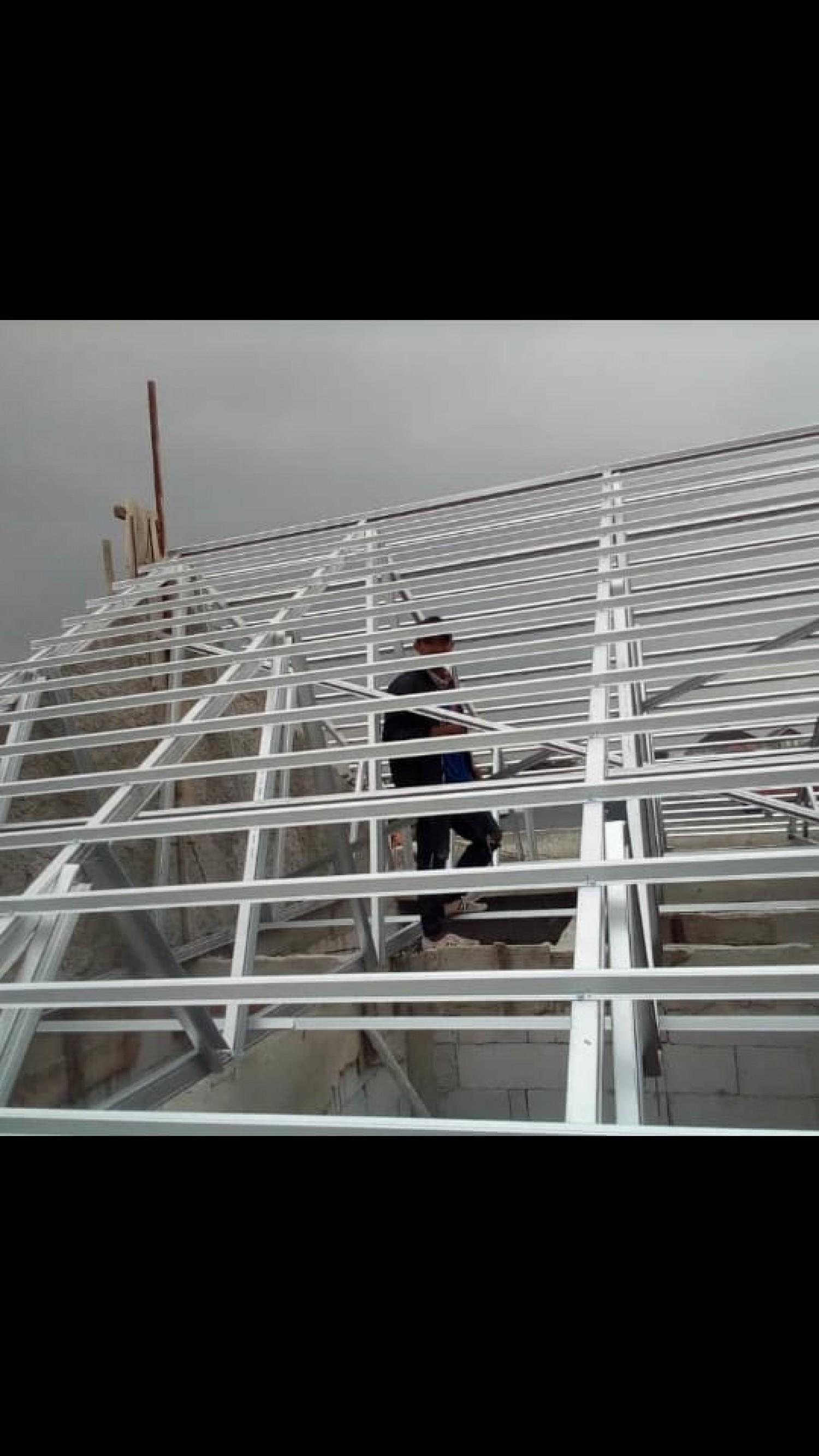 pasang canopy baja ringan depok jasa kanopi hubungi 085326752508