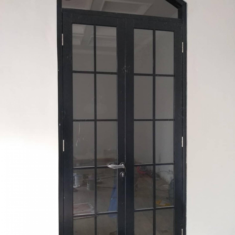 jual baja ringan depok produk kusen jendela pintu aluminium