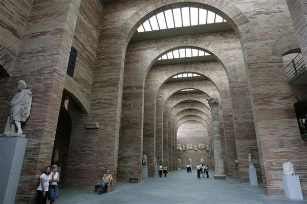 El Museo Nacional De Arte Romano Rida Estrena Gina