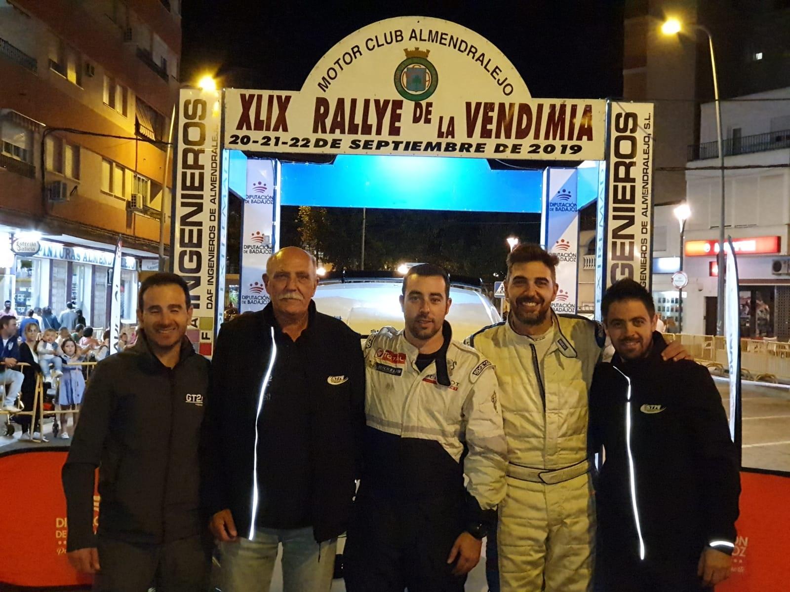 Resultado de imagen de rallye vendimia 2019