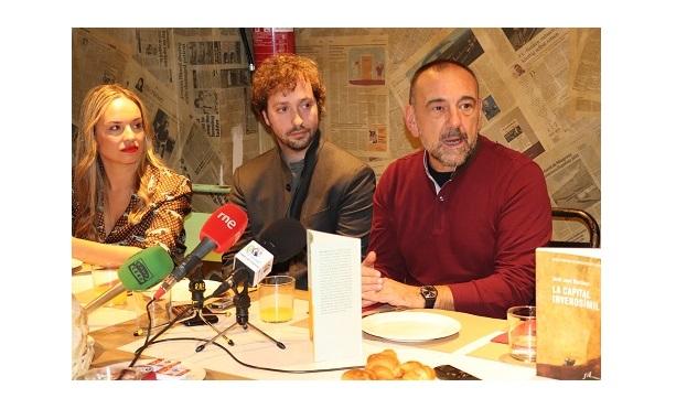 Jordi Juan Martínez y Rui Díaz Correia presentan en Madrid la Novela y la Narración corta ganadoras del 38 Premio Literario Felipe Trigo - Infoprovincia