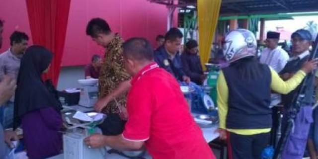 Sidang Tera Perdana UPTD Metrologi Kota Solok