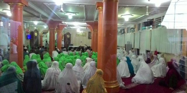 MDTA Masjid Besar Syura Wakili Kota Solok Dalam Lomba Didikan Subuh Berprestasi Tingkat Sumbar