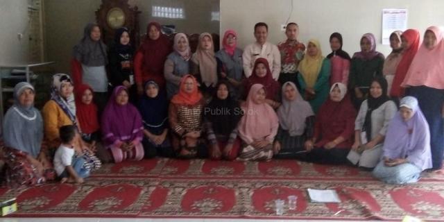 Bulan Bhakti Kelompok Dasawisma Kelurahan Simpang Rumbio