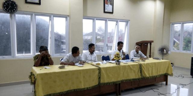 Sosialisasi Permendagri Nomor 130 Tahun 2018 di Kelurahan Simpang Rumbio