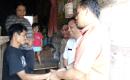 Warga RW 03 Simpang Rumbio Terima Bantuan KP3K