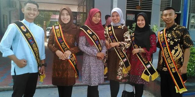 Duta Genre Kota Solok Roadshow di SMAN 3 Solok