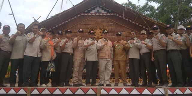 Jambore PRB ke-VI Mentawai, Resmi Dibuka Wagub